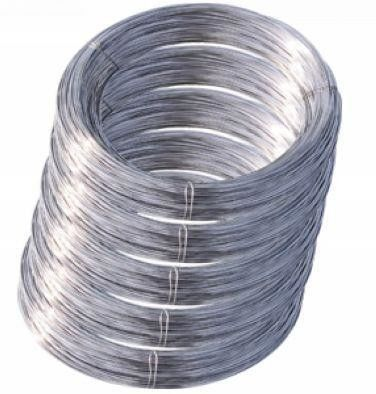 Spring Tempered 8mm Stainless Steel Wire Big Diameter For Industrial Use